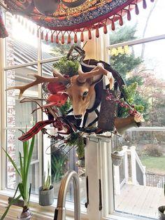 mary kay andrews christmas home