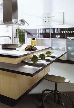 Freakin' beautiful:  Stolujeme v kuchyni | TvojDom.sk