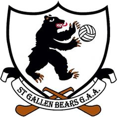 St. Gallen Bears GAA jersey by Brian Clerkin (CH) #3   ascaro rovigo gaa Ferrari Logo, Crests, Logos, Switzerland, Bears, Corner, Ferrari Sign, Logo, Family Crest