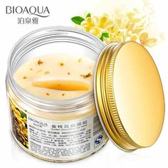 [Visit to Buy] BIOAQUA 80 pcs/ bottle Gold Osmanthus eye mask protein face care sleep patches health Care Hydrating Whitening Skin Care #Advertisement