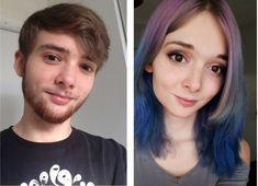 Post with 54904 views. Coming up on HRT; Proud of my Progress! Male To Female Transition, Mtf Transition, Mtf Hrt, Mtf Before And After, Gender Change, Male To Female Transformation, Brave Women, Transgender Girls, Proud Of Me
