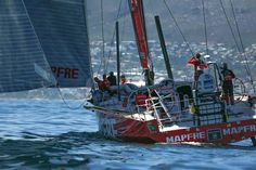 Volvo Ocean Race...Capetown South Africa 2014/15