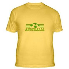 Australia Supporter Shirt http://www.cafepress.com/globalcoliseum