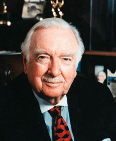 Walter Cronkite was that voice and professional manner we depended on for years. He delivered the news in a consistent, even tone, without sensationalizing.