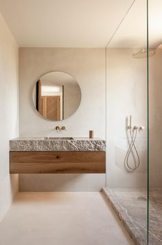 Bathroom decor, Bathroom decoration, Bathroom DIY and Crafts, Bathroom interior decorating Modern Bathrooms Interior, Bathroom Interior Design, Interior Modern, Bathroom Designs, Interior Ideas, Bathroom Trends, Interior Livingroom, Interior Lighting, Interior Goods