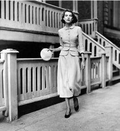 Vestito a due pezzi. 1948