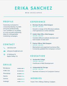 Design Your Resume HttpsWwwFiverrComSCDACda  Designer