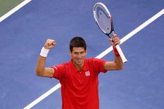 Serbia's Novak Djokovic tops the men's tennis rankings for a 100th week in his career, the ninth man to reach the milestone on September 23, 2013. (Image credit: Getty Images)