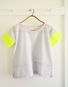 Corinne's Thread: Boxy Tee Three Ways