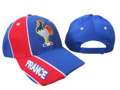 Casquette supporter France #Euro2016 #Sport #Football