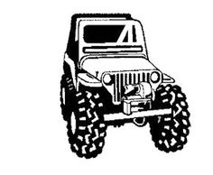 jeep car off road coloring page off road car car coloring pages