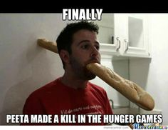 I guess he's not hungry anymore... ;)