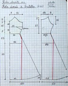 Strapless, straight or flared dress - La Coil - .- Trägerloses, gerades oder ausgestelltes Kleid – La Coil – … Strapless, straight or flared dress – La Coil – - Barbie Clothes, Sewing Clothes, Diy Clothes, Sewing Hacks, Sewing Tutorials, Sewing Projects, Sewing Tips, Free Sewing, Pattern Cutting