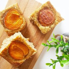 CARRES MOELLEUX ABRICOTS-AMANDES... - Healthy Clemsy