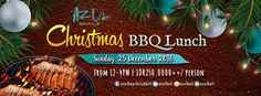Azul Beach Club - Christmas BBQ Lunch