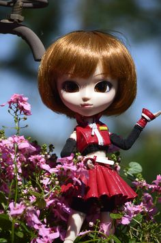 MEIKO in the flowers ♥