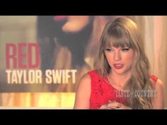 Taylor Swift's Exclusive Interview With Taste of Country Taylor Swift Interview, Red Taylor, Great Friends, Songs, Country, Selena Gomez, Music, Youtube, Star