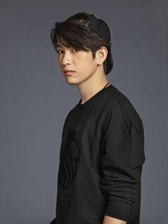 Jinyoung (GOT7) - NBA (F/W '16)