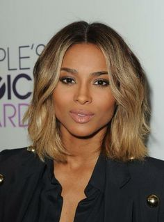 love the color and cut with skin tone