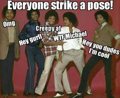 Strike a pose PART 2