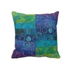 TwentyFourSeven Throw Pillows from Zazzle.com