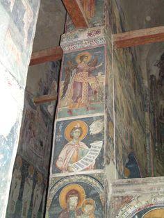 06 Byzantine Icons, Byzantine Art, Tempera, Fresco, Church Icon, Medieval Art, Mural Painting, Paint Brushes, Ikon