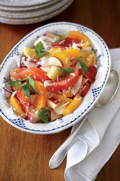 Our Favorite Thanksgiving Salad Recipes: Ambrosia with Apples