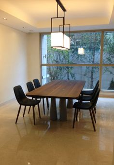 [Residential Space] Bonaldo의 Still table, By chair