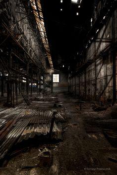 Urban Shots by Tomaszz Przetacznik http://on.be.net/corDxf Poland Warsaw, Powisle Power Plant Polska Warszawa, Elektrownia Powiśle.