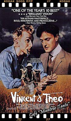 """Cine Sala """"Charles Chaplin"""": Van Gogh (Vincent y Theo)1990 ... Ingresa a la sala pulsando el Link: http://cine-sala-a01-jcp.blogspot.com/2015/07/van-gogh-vincent-y-theo-1990-video-dir.html"""