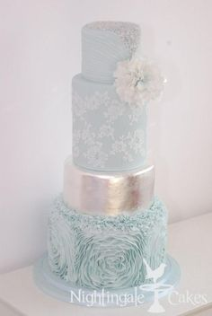 Nightingale cakes mint