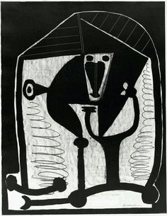 Figure (1948) Pablo Picasso