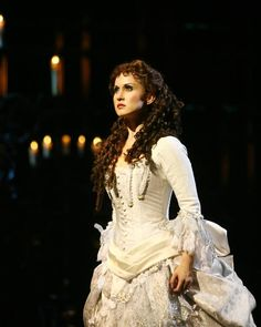 Elizabeth Loyacano Phantom Las Vegas....so elegant