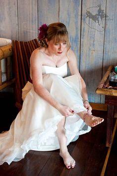 Bride at Portofino
