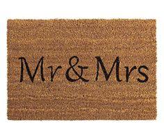 Mr. and Mrs. Bejárati Szőnyeg 40x60 cm - Vivre