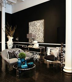 walls, and decor