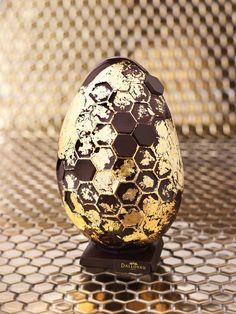 Chocolate Easter egg by Dalloyau
