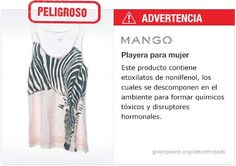 Mango Playera   #Detox #Fashion