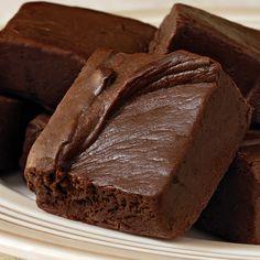 GF Super Easy Dark Chocolate Fudge Recipe Recipe from Mamma's Gluten Free Recipes