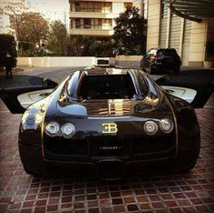 KEEP CALM AND WAKE UP IN A NEW BUGATTI!