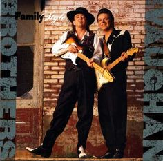 The Vaughan Brothers: Stevie Ray Vaughan & Jimmie Vaughan