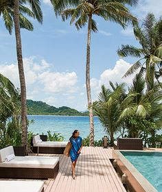 In the Palawan archipelago, an hour's flight from Manila, the small private island of Pangulasian, is a luxurious hideaway—and was luckily spared by Typhoon Haiyan. Best Vacations, Vacation Destinations, Vacation Spots, Best Places To Travel, The Places Youll Go, Places To See, Manila, Half Filipino, Places
