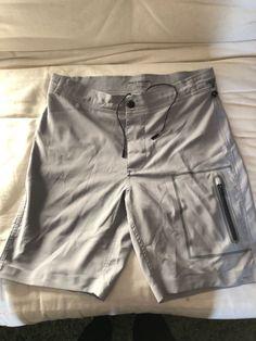 e134606aa9 Mens MACK WELDON 4 WAY Gray SHORTS MEDIUM Ret. $78 #fashion #clothing  #shoes #accessories #mensclothing #shorts (ebay link)