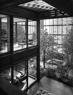 Kevin Roche Ford Foundation 2 by morningmaple, via Flickr