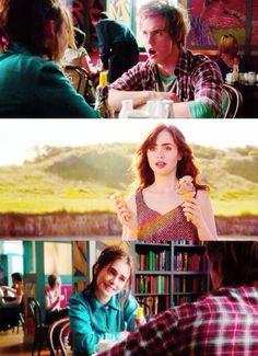 Love, Rosie directed by Christian Ditter (2014) Novel by Cecelia Ahern #ceceliaahern
