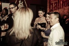 RE/MAX Hallmark's 2012 Holiday party at The Ballroom Bowl.