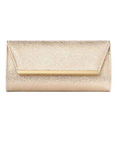 DVANIS Women`s Envelope Evening Clutch Bag PU Leather Handbag Purse
