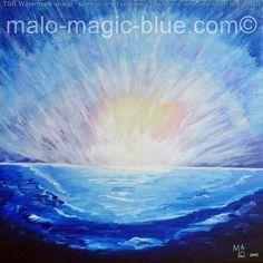 Mario Lorenz / artist (@malo.paintthedream) • Instagram photos and videos Mario, My Arts, Waves, Photo And Video, Videos, Artist, Photos, Outdoor, Instagram