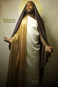 """Ezekiel: Noir Bible"" by International photographer James C. Lewis"