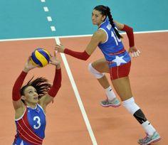 [AHORA] Puerto Rico vence en tres sets a Canadá en el torneo...